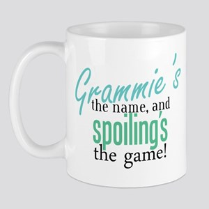Grammie's the Name, and Spoiling's the Game! Mug