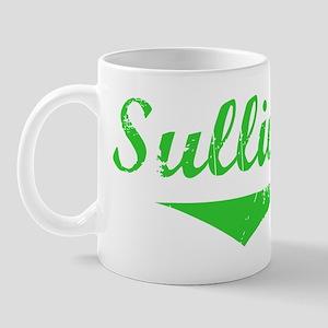 Sullivan Vintage (Green) Mug
