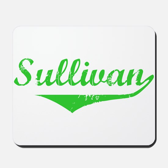 Sullivan Vintage (Green) Mousepad
