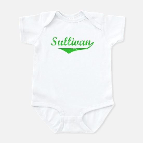 Sullivan Vintage (Green) Infant Bodysuit