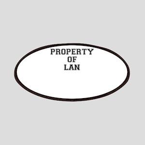 Property of LAN Patch