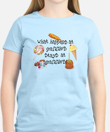 What Happens at Grammie's... Women's Light T-Shirt