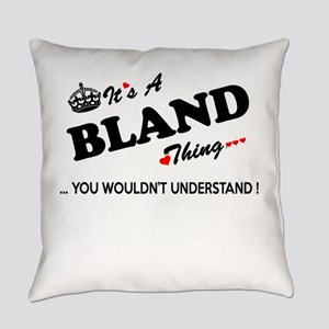 BLAND thing, you wouldn't understa Everyday Pillow