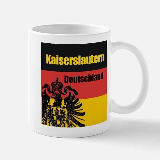 Kaiserslautern Deutschland Mug