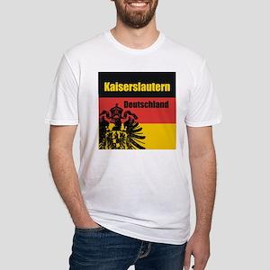 Kaiserslautern Deutschland Fitted T-Shirt