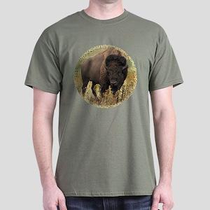 American Bison Dark T-Shirt