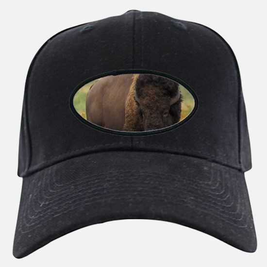 American Bison Baseball Hat