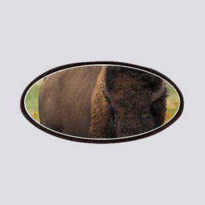 American Bison Patch