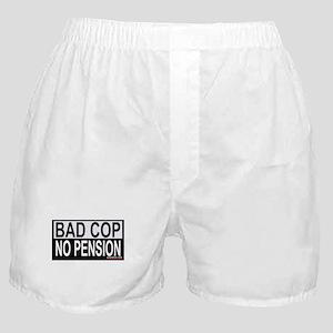 Bad Cop: No Pension Boxer Shorts