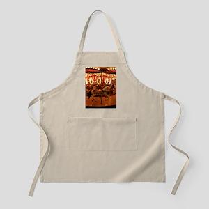 carousel BBQ Apron