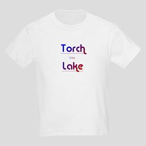 Torch Lake Kids Light T-Shirt