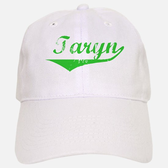 Taryn Vintage (Green) Baseball Baseball Cap