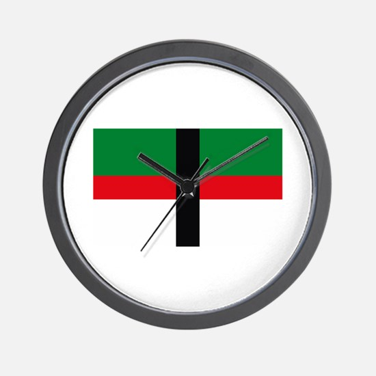 Denison City Wall Clock