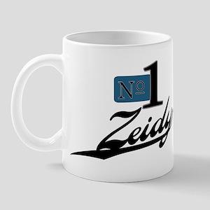 Number One Zeidy Mug