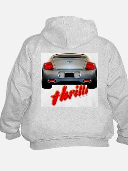Speed Thrills Hoodie