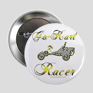 "Go-Kart Racer 2.25"" Button"