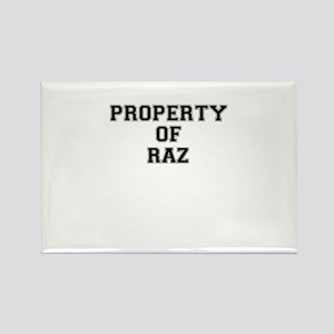 Property of RAZ Magnets
