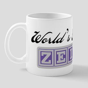 World's Greatest Zeidy Mug