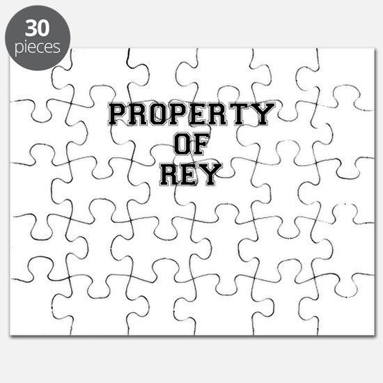 Property of REY Puzzle