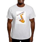 Jazz Fest Sax 2005 Grey T-Shirt