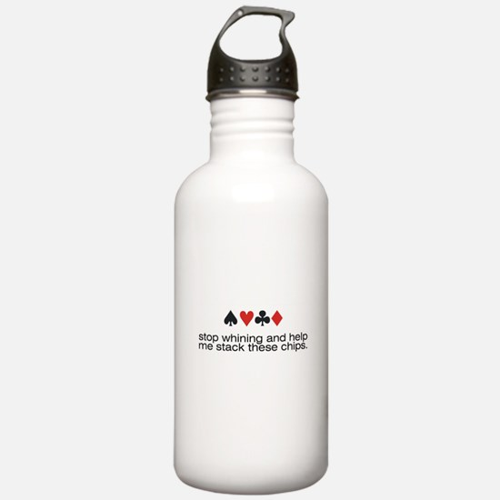 Unique Holdem Water Bottle