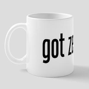got zeidy? Mug