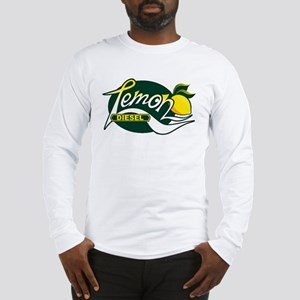 shirtLemon diesel Long Sleeve T-Shirt