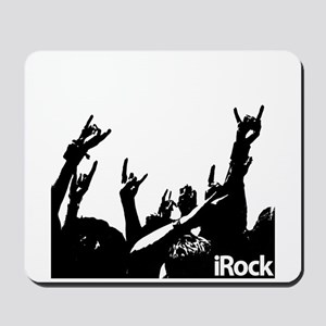 Rock On Colorful Mousepad