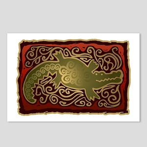 Southwest Design / Petroglyph Postcards (Package o