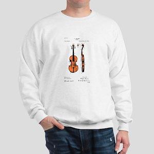 Fiddle (Full) Patent Sweatshirt