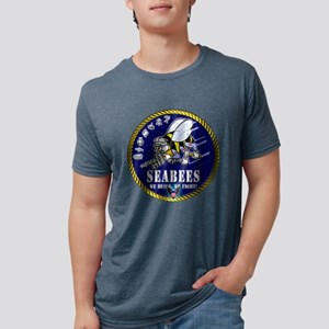 US NAVY Seabees Roped Rates T-Shirt
