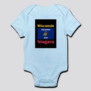 Niagara Wisconsin Body Suit