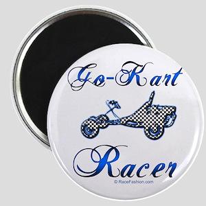 Go-Kart Racer Magnet