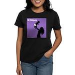 iMom Purple Mother's Day Gift Women's Dark T-Shirt