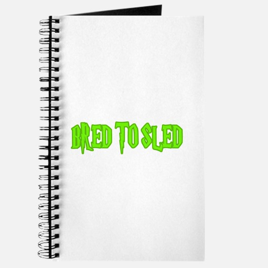 Bred to Sled... Journal