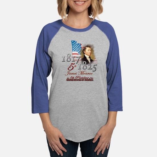 5th President - Long Sleeve T-Shirt