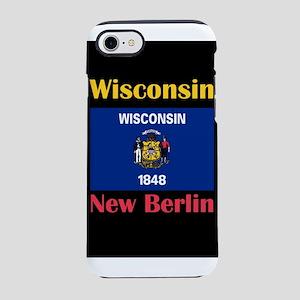 New Berlin Wisconsin iPhone 8/7 Tough Case