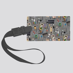Artist's supplies Large Luggage Tag
