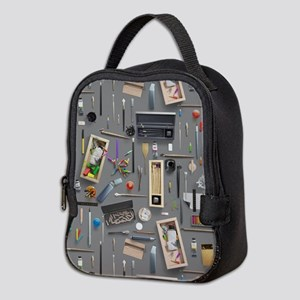 Artist's supplies Neoprene Lunch Bag