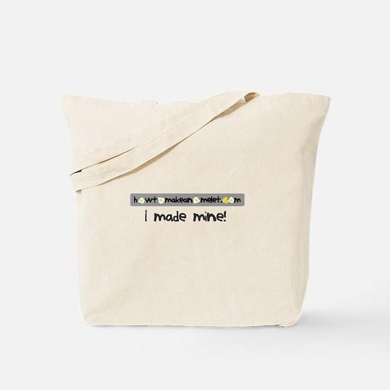 Tote Bag - I made mine!