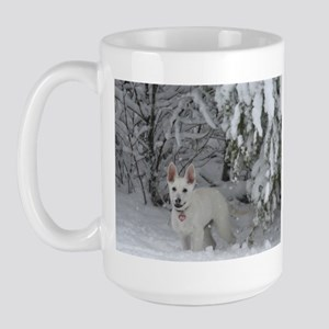 Sugar's Smile Large Mug