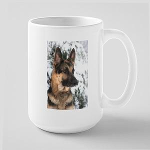 Snowed In Large Mug