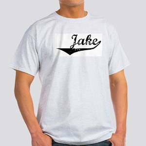 Jake Vintage (Black) Light T-Shirt