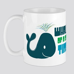 Whale of a Good Time Mug