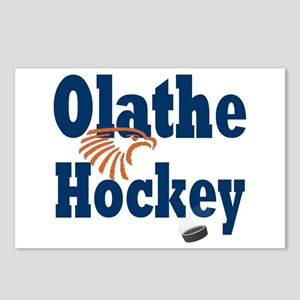 Olathe Hockey Postcards (Package of 8)