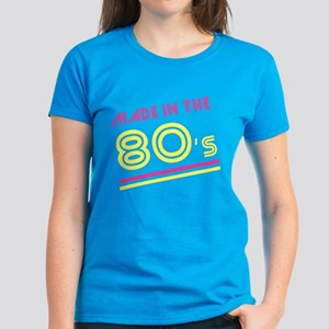 Made in the 80's Women's Dark T-Shirt
