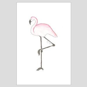 Flamingo Large Poster