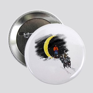 "Moonlight Mushing 2.25"" Button"