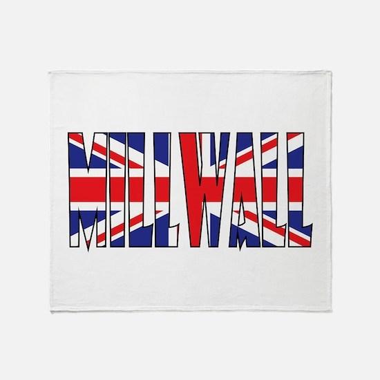 Millwall Throw Blanket