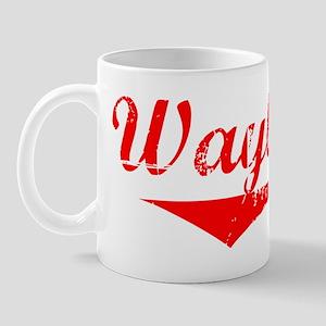 Waylon Vintage (Red) Mug